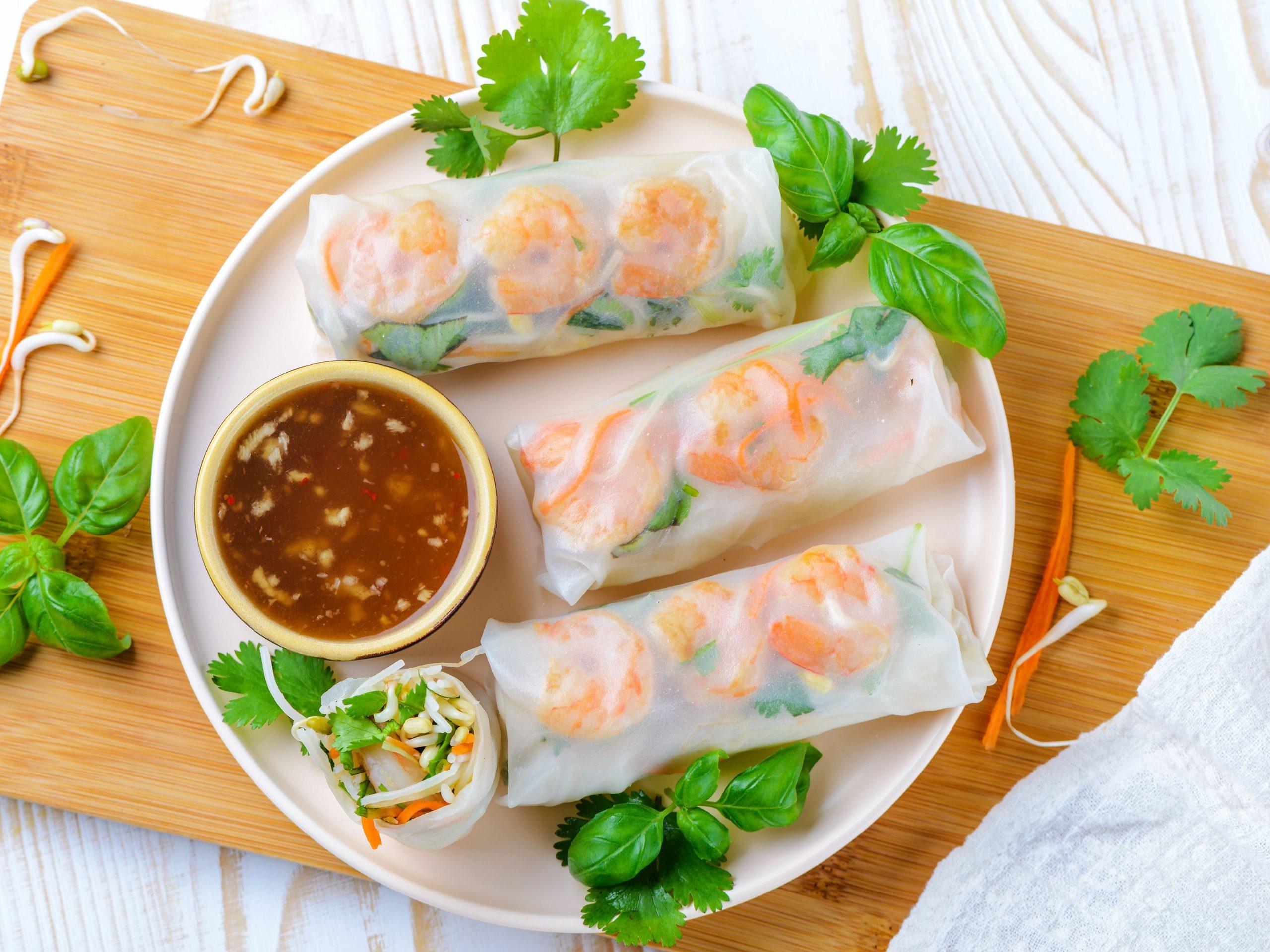 Berbagai Hidangan Vietnam Tersehat
