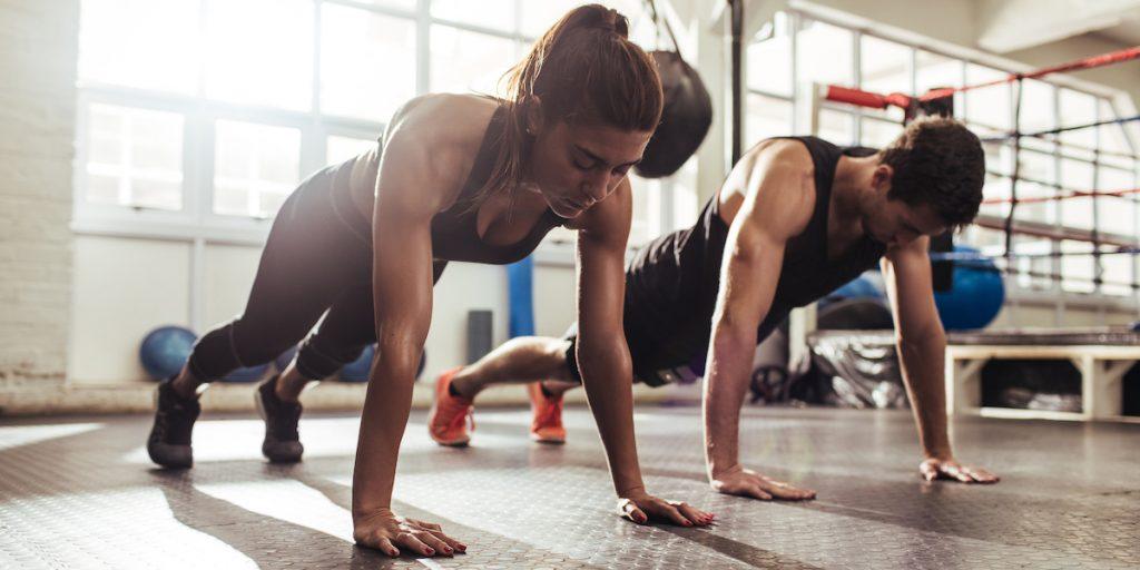 Latihan Terbaik Untuk Kesehatan & Kebugaran I