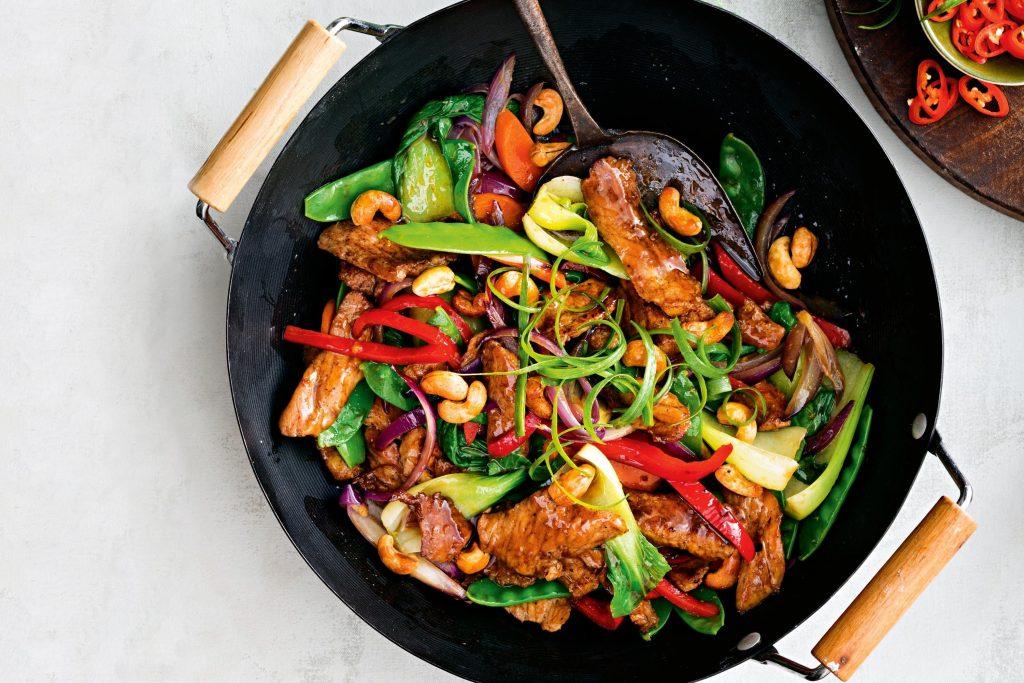 Makanan-Makanan Tersehat Dari Asia