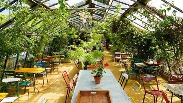 Restoran Organik Terfavorit di London